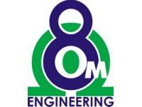 Логотип 8 Ом-Инжиниринг, ООО