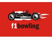 Логотип f1 bowling