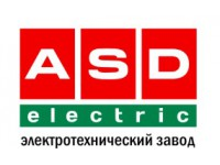 Логотип ASD-electric электротехничекий завод (ООО АСД-электрик)