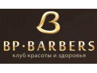 Логотип Barbers, клуб красоты и здоровья