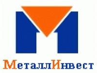"""Логотип """"МеталлИнвест"""" ООО, оптово-розничная компания"""