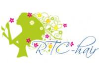 Логотип Студия волос Rtc-Hair