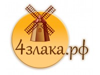 "Логотип Интернет-магазин ""4злака.рф"""