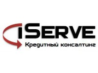 Логотип iServe - кредитный консалтинг