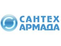 Логотип Сантех-Армада, ООО