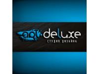 Логотип Art-deluxe студия дизайна
