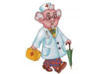 Логотип Aibolit Medical Center ®  сеть медицинских  клиник