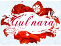 """Логотип """"GulNara"""" - интернет-бутик авторской бижутерии из чешского и венецианского стекла"""