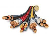 Логотип Кабели и провода