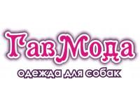 Логотип Одежда для собак ГавМода