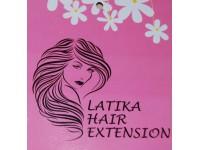 Логотип Студия волос Латика