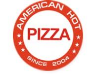 Логотип American Hot Pizza