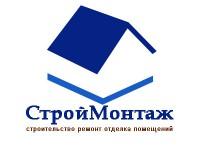Логотип Строймонтаж, ООО