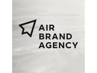 Логотип AIR BRAND AGENCY