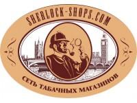 "Логотип ""ЩЕРЛОК"" табачные магазины"