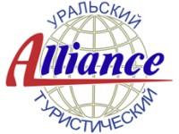 Логотип Уральский Туристический Альянс