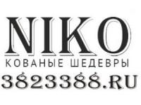 Логотип Кузница NIKO