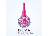 Логотип Deva Nail Bar&Spa