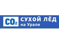 Логотип Сухой лёд на Урале