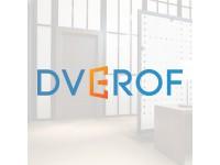 """Логотип """"DVEROF"""" - интернет-магазин дверных конструкций"""